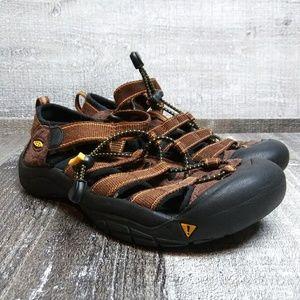 KEEN Brown Waterproof Sandal US 6